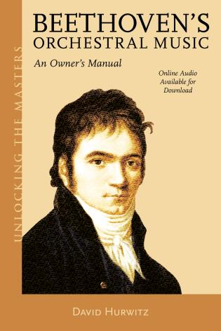 Cover image for the book Beethoven's Orchestral Music: An Owner's Manual