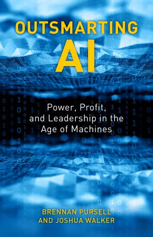 Cover image for the book Outsmarting AI: Power, Profit, and Leadership in the Age of Machines