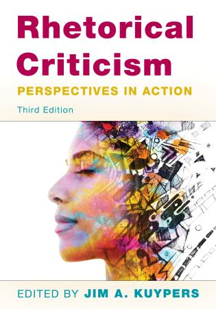 Cover image for the book Rhetorical Criticism: Perspectives in Action, Third Edition