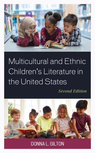 Cover image for the book Multicultural and Ethnic Children's Literature in the United States, Second Edition