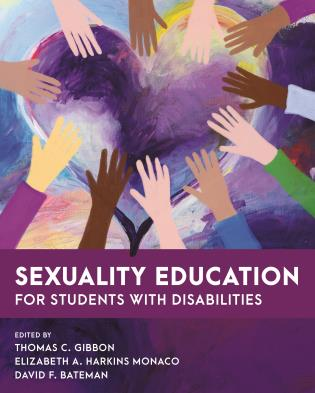 Cover image for the book Sexuality Education for Students with Disabilities