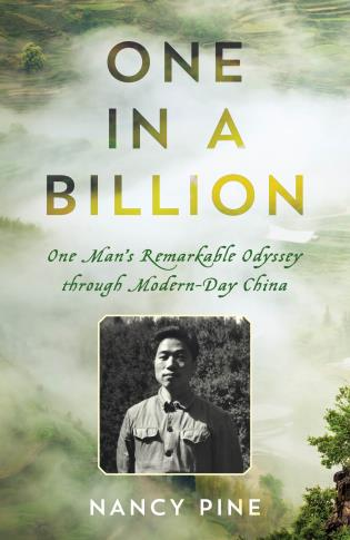 Cover image for the book One in a Billion: One Man's Remarkable Odyssey through Modern-Day China
