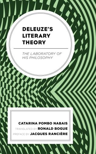 Cover image for the book Deleuze's Literary Theory: The Laboratory of His Philosophy