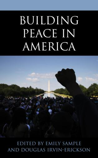 Cover image for the book Building Peace in America