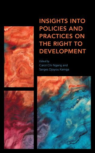 Cover image for the book Insights into Policies and Practices on the Right to Development