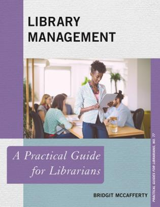 Cover image for the book Library Management: A Practical Guide for Librarians