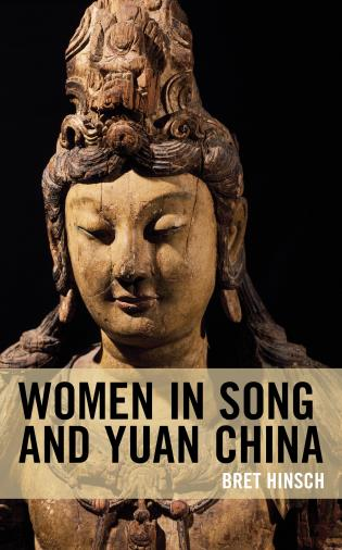 Cover image for the book Women in Song and Yuan China