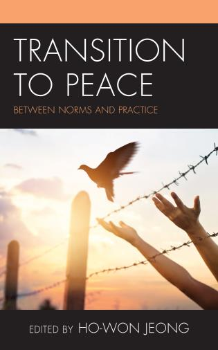Cover image for the book Transition to Peace: Between Norms and Practice