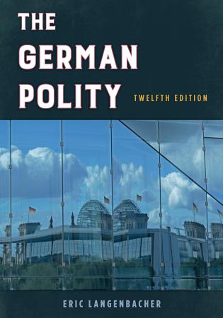 Cover image for the book The German Polity, Twelfth Edition