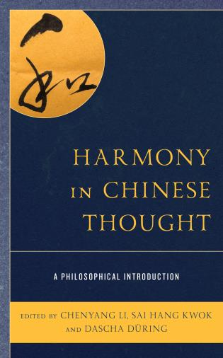 Cover image for the book Harmony in Chinese Thought: A Philosophical Introduction