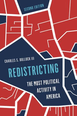 Cover image for the book Redistricting: The Most Political Activity in America, 2nd Edition