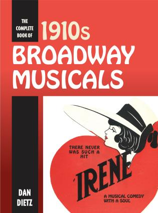 Cover image for the book The Complete Book of 1910s Broadway Musicals