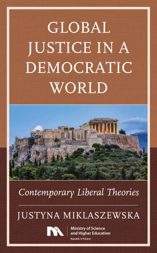 Cover image for the book Global Justice in a Democratic World: Contemporary Liberal Theories