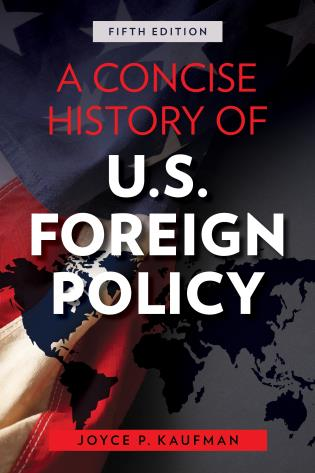 Cover image for the book A Concise History of U.S. Foreign Policy, Fifth Edition