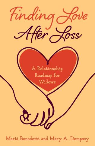 Cover image for the book Finding Love After Loss: A Relationship Roadmap for Widows
