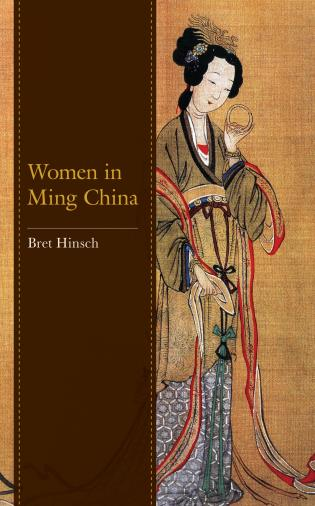 Cover image for the book Women in Ming China