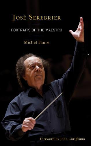 Cover image for the book José Serebrier: Portraits of the Maestro