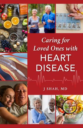 Cover image for the book Caring for Loved Ones with Heart Disease