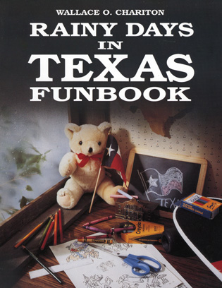 Cover image for the book Rainy Days In Texas Funbook