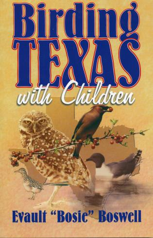 Cover image for the book Birding Texas With Children
