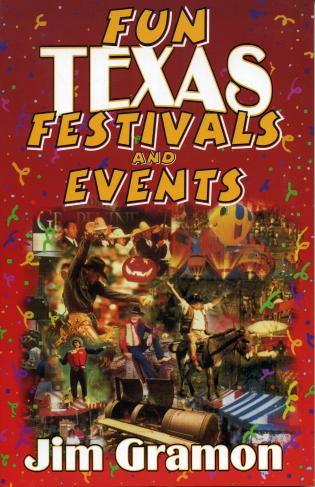 Cover image for the book Fun Texas Festivals and Events