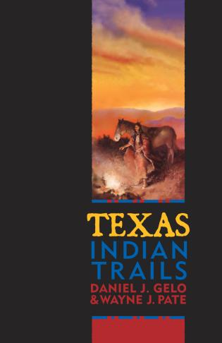 Cover image for the book Texas Indian Trails