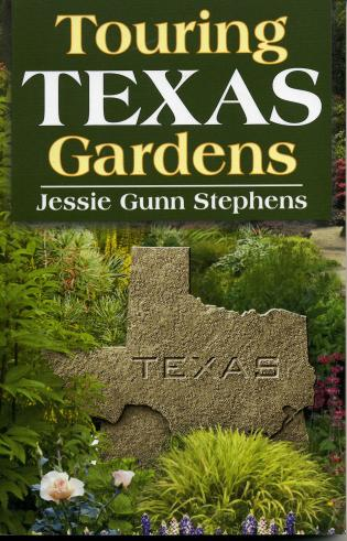 Cover image for the book Touring Texas Gardens