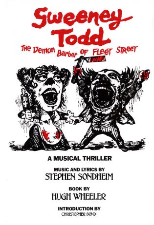 Cover image for the book Sweeney Todd: The Demon Barber of Fleet Street