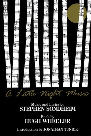 Cover image for the book A Little Night Music Libretto