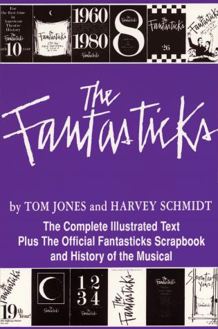 Cover image for the book The Fantasticks