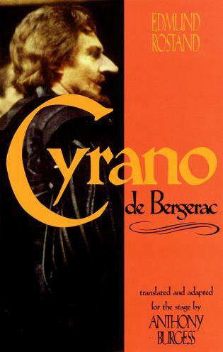 Cover image for the book Cyrano de Bergerac