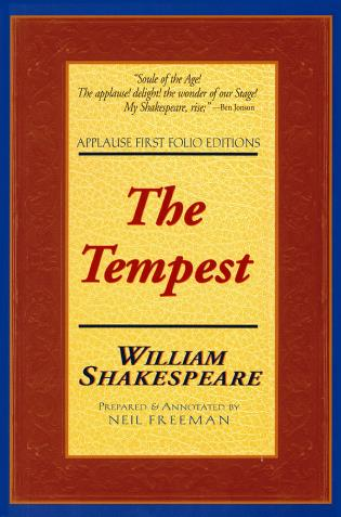 Cover image for the book The Tempest