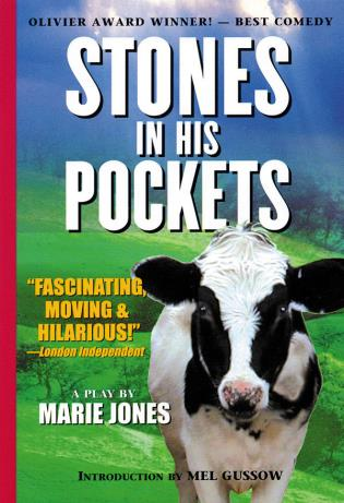 Cover image for the book Stones in His Pockets