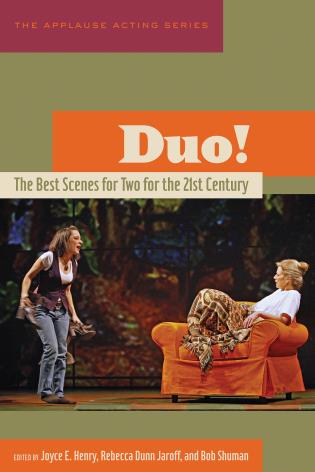 Cover image for the book Duo!: The Best Scenes for Two for the 21st Century