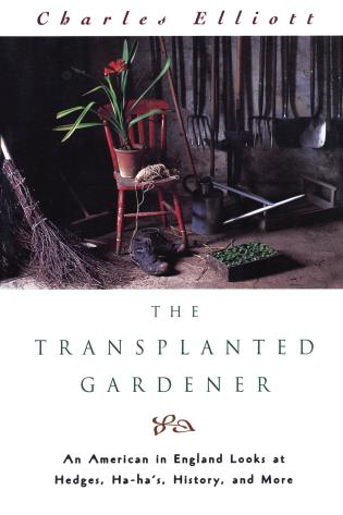 Cover image for the book Transplanted Gardener, First Edition