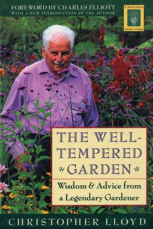 Cover image for the book Well-Tempered Garden