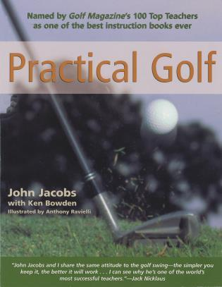 Cover image for the book Practical Golf, First Edition