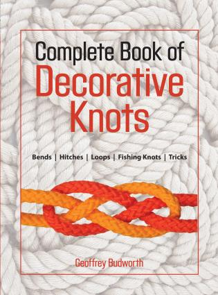 Cover image for the book Complete Book of Decorative Knots, First Edition