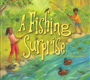 A Fishing Surprise!