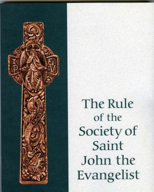 Cover image for the book Rule of the SSJE
