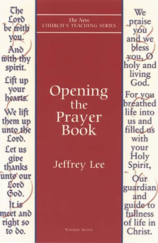 Cover image for the book Opening the Prayer Book