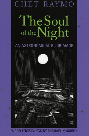 Cover image for the book The Soul of the Night: An Astronomical Pilgrimage