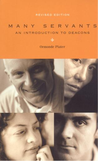 Cover image for the book Many Servants: An Introduction to Deacons, Revised Edition