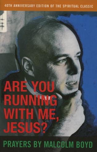 Cover image for the book Are You Running With Me, Jesus?, 40th Anniversary