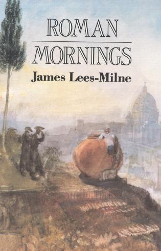 Cover image for the book Roman Mornings