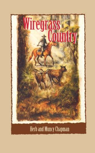 Cover image for the book Wiregrass Country