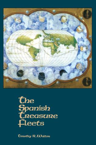 Cover image for the book The Spanish Treasure Fleets