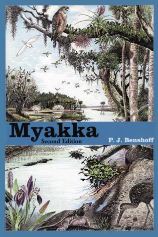 Cover image for the book Myakka, Second Edition