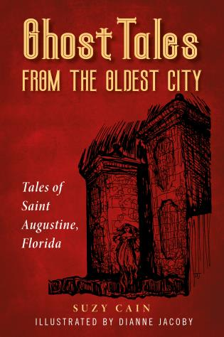Cover image for the book Ghost Tales from the Oldest City