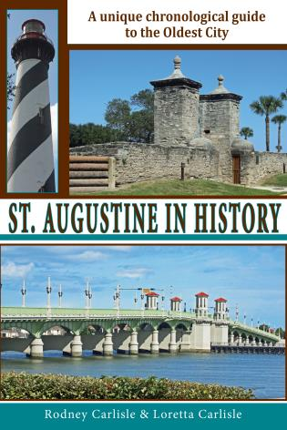 Cover image for the book St Augustine in History